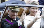 Joyeuses Entrées du Roi Philippe et de la Reine Mathilde