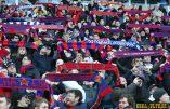 De l'anti-russe même dans le football !