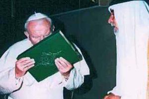Jean-Paul II n'est pas un Saint mais un collaborateur à la destruction de l'Eglise