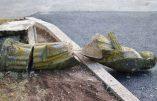 Vague de profanations antichrétiennes dans le Morbihan. Si la cible était une autre religion, ce serait déjà une affaire d'Etat…