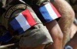 Les candidatures pour s'engager dans les forces armées ont très fortement augmenté après les attentats