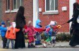 Educatrices en niqab pour une garderie d'enfants à Verdun !