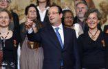 François Hollande récompense les familles…