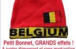 Les Bonnets Rouges Belgique ont mené leur première action