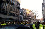 Euthanasie: les Dossards Jaunes défilent à Bruxelles pour demander un meilleur contrôle de la loi