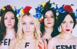 Femen France est installée dans une «structure municipale de proximité»