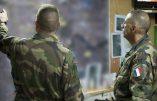 Un du 8ème RPIMA répond à la presse sur le fameux insigne «nazi» d'un soldat français