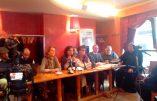 Vidéos de la conférence de presse sur l'interdiction de la théorie du genre à l'école – Farida Belghoul, Alain Escada, etc