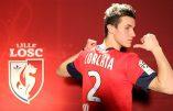 Sébastien Corchia est un joueur de foot sans club, partagé entre Lille et Sochaux
