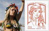 Le timbre de la Marianne Femen ? Une vaste fumisterie !