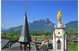 Notre Dame de Myans en Savoie