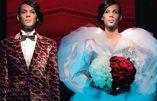 Gender – Le chanteur Stromae enfile une robe de mariée