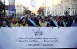 Espagne – La franc-maçonnerie manifeste pour l'avortement