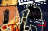 Michel Drucker, Saint-Tropez, kick-boxing et blanchiment d'argent