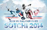 Les Jeux Paralympiques de Sotchi, c'est parti !