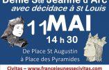 Le 11 mai à Paris pour honorer Ste Jeanne d'Arc et St Louis, parce que «la résistance n'est pas que réaction»