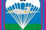 L'armée ukrainienne privée de parachutistes ?