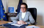 Christine Boutin répète son soutien au JRE