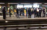 La police sécurise le métro lyonnais…quand les Identitaires y font de la surveillance !