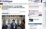 Le «mariage» homosexuel a fortement contribué à la déroute du PS