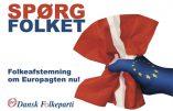Le DF, parti populaire danois, est devenu le premier parti avec 26,7 % des voix
