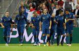 Discrimination raciale en équipe de France, la Fake news de Nasri