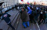 Bientôt la partition de l'Ukraine ?