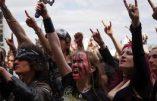 Débat de TV Libertés sur le Hellfest entre Vivien Hoch et Simon Lenormand