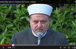 L'imam a prié dans les jardins du Vatican pour la victoire sur les infidèles – Le Vatican retire les « invocations » de la prière interreligieuse du 8 juin