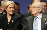 L'exclusion de Jean-Marie Le Pen validée par le tribunal