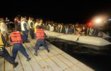 Les migrants venant de Libye continuent d'affluer sur les côtes européennes
