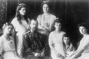 17 juillet 1918 : massacre de la famille impériale russe