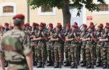 Hollande n'a toujours pas pris de décision sur la dissolution ou non du 3ème RPIMa