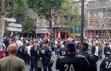 Les condamnations dérisoires des casseurs de la manifestation pro-palestienne interdite