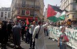 Reportage – Manifestation pro-palestinienne à Paris ou «l'Intifada» à Barbès !