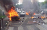 Sarcelles : teneurs des débordements suite à la manifestation de soutien à la Palestine