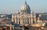 Vers un schisme dans l'Eglise catholique en raison d'une altération de la doctrine ? Entretien exclusif avec Roberto de Mattei (vidéo)