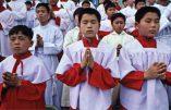 Le pape en Corée du Sud en août – «Jeunesse d'Asie, réveille-toi ! La gloire des martyrs brille sur toi !»