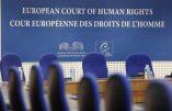 Cafouillage à la Cour Européenne des Droits de l'Homme (CEDH)