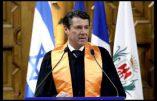Soirée B'nai B'rith sous la présidence d'honneur de Christian Estrosi, maire de Nice