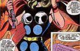 Thor devient une femme dans les comics américains