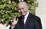 Pour Laurent Fabius, les palaces du Qatar à Paris ont priorité sur les chrétiens d'Irak !