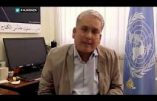 Gaza : le porte-parole de l'UNRWA éclate en sanglots