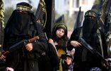 Le djihadisme séduit de plus en plus de jeunes filles…
