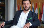 La Ligue du nord et la droite européenne contre les sanctions antirusses