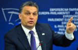 Victor Orbán critique le politiquement correct : « Les Européens de l'Ouest vivent sous asservissement mental »