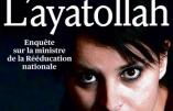 Deux grands hebdomadaires font leur «Une» avec Najat Vallaud-Belkacem