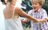 L'attitude des enfants va contre le gender