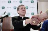 François nomme un évêque pro-mort à Chicago (Etats-Unis)
