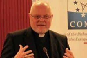 Le cardinal Marx: «on ne peut être chrétien et nationaliste»